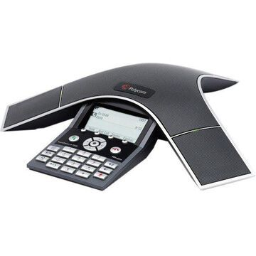 Polycom SoundStation IP 7000 IP Conference Station - Cable - VoIP - SpeakerphoneNetwork (RJ-45) - PoE Ports - SIP, RTP, DHCP, SNTP, NAT, RTCP, TLS Protocol(s)
