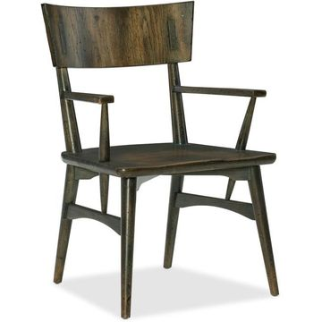 Hooker Furniture Dining Room Crafted Arm Chair