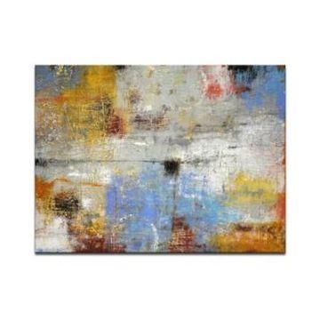 Ready2HangArt 'Imagine' Canvas Wall Art, 20x30