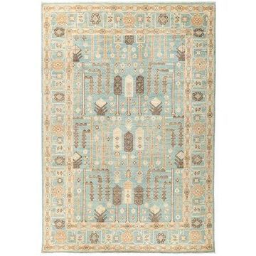 Solo Rugs One-of-a-kind Ghazni Hand-knotted Area Rug 6' x 9'