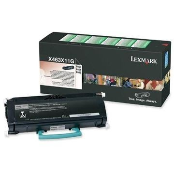 Lexmark Extra High Yield Return Program Toner Cartridge