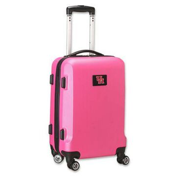 University of Houston 20-Inch Hardside Spinner Carry On in Pink