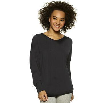 Women's Jezebel Crewneck Pajama Top