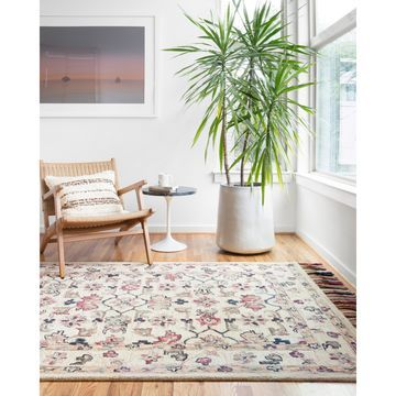 Alexander Home Nelly Hooked Wool Area Rug