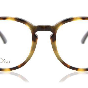 Dior DIOR ESSENCE 17 SCL Womenas Glasses Tortoiseshell Size 47 - Free Lenses - HSA/FSA Insurance - Blue Light Block Available