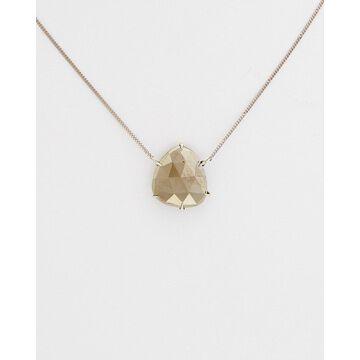 Chan Luu Silver Pyrite Necklace