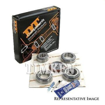 Axle Differential Bearing and Seal Kit Rear Timken DRK306MK