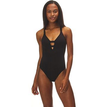 Seafolly Active Deep V Maillot One-Piece Swimsuit - Women's