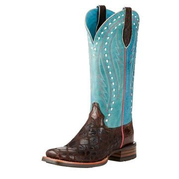 Ariat Western Boots Womens Callahan Leather 10021665