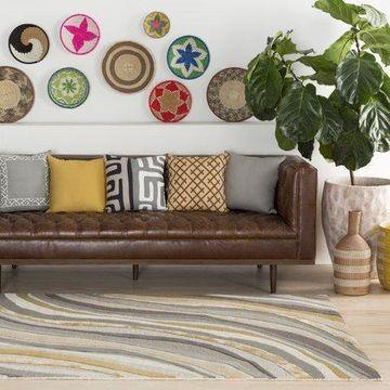 Artistic Weavers Lounge Carmen 8' x 10' Rectangular Area Rug