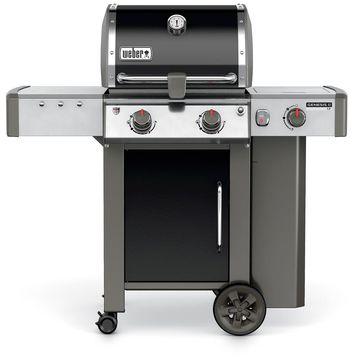 Weber Genesis II LX E-240 2 Burner LP Gas Grill Model 60014001 -