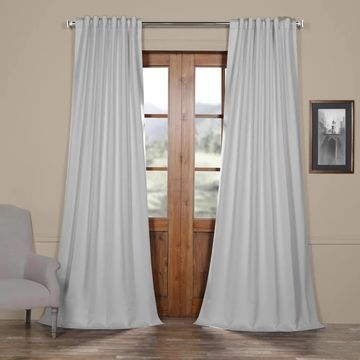 Exclusive Fabrics Blackout Curtain Panel Pair