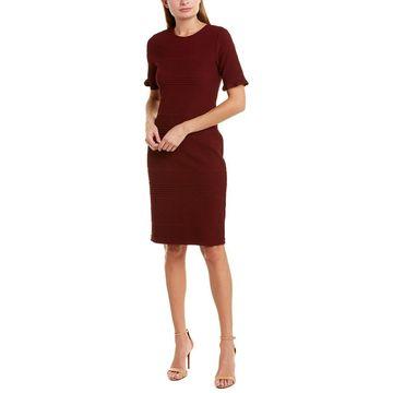 Shoshanna Womens Sheath Dress