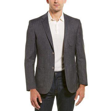 English Laundry Mens Slim Fit Blazer