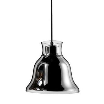 ELK Lighting Bolero 1-Light Pendant in Chrome