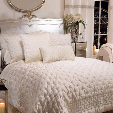 Donna Sharp Almond Blossom Standard or Euro Sham, White