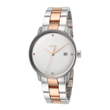 Rado Men's Coupole Diamond Watch