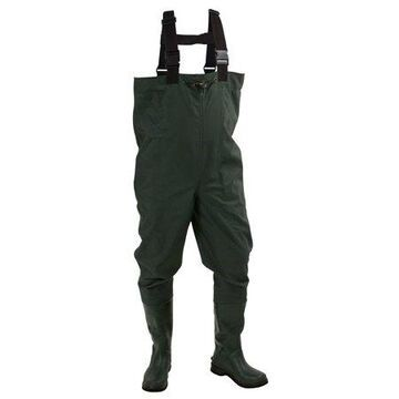 Frogg Toggs Cascades 2-ply Bootfoot Poly/Rubber Chest Wader (Felt)