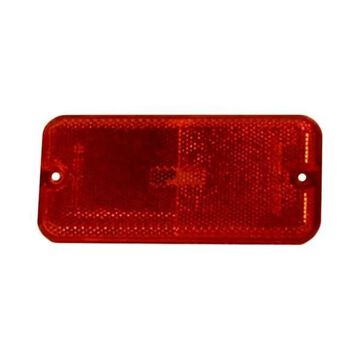 12-5135-91 Right & Left Hand Rear Passenger Side Replacement Side Marker Light for 1985-1996 Chevy Van-Gc Vdura