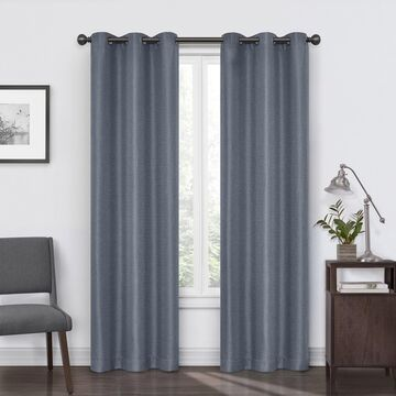 eclipse Reagan Blackout 1 panel Window Curtain