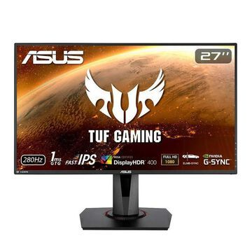 TUF Gaming VG279QM HDR Gaming Monitor 27 in PC Accessories ASUS GameStop