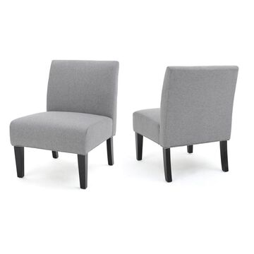 Set of 2 Kassi Accent Chair - Christopher Knight Home