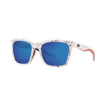 Costa Del Mar Panga Polarized Sunglasses, 6S9037 56