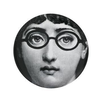 portrait plate