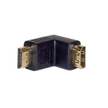 PYLE PHDMFCI - HDMI Male to Female Coupler - 90 Degree