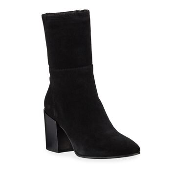 Fabriana Waterproof Suede Boots