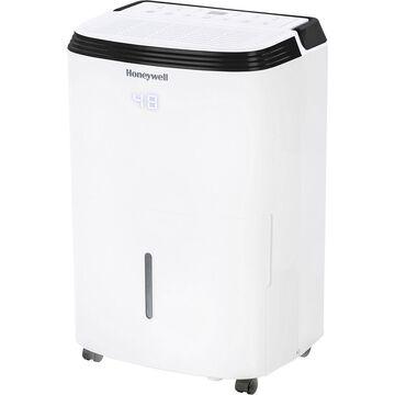 Honeywell 20-Pint Dehumdifier(30 Pint 2012 DOE Standard)w/ Alexa Controls, E-star - White