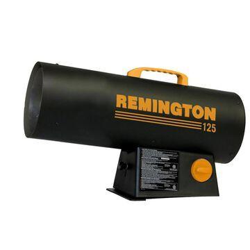 Remington 125000-BTU Portable Forced Air Propane Heater