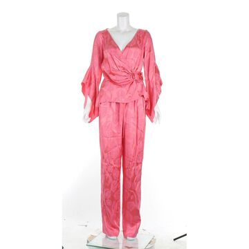 Peter Pilotto Pink Synthetic Jumpsuits