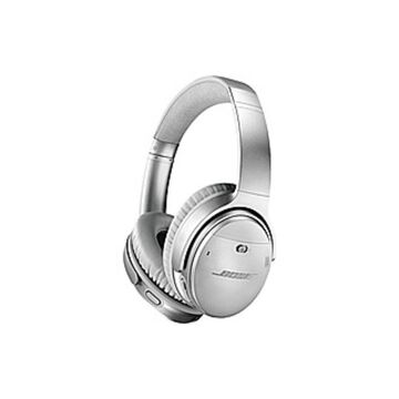 Bose QuietComfort 35 Wireless Headphones II - Stereo - Wired/Wireless - Bluetooth - 29.5 ft - Over-the-head - Binaural - Circumaural - 3.93 ft Cable -