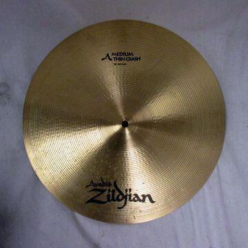 Used 16in A Series Medium Thin Crash Cymbal 36
