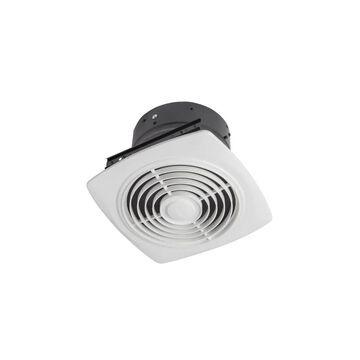 Broan Utility Fans 6.5-Sone 350-CFM White   504