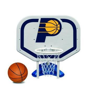 Poolmaster Indiana Pacers NBA Pro Rebounder-Style Poolside Basketball Game