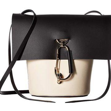 ZAC Zac Posen Belay Crossbody (Black 2) Shoulder Handbags