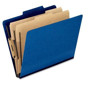 Pendaflex Pressguard Classification Folders - Letter - 8 1/2