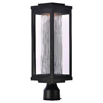 Salon LED Outdoor Post Light by Maxim Lighting