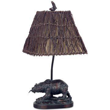 Bear Accent Lamp