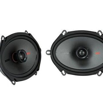 ''Pair Kicker 44KSC6804 KSC680 6x8'''' 300 Watt 2-Way Car Stereo Speakers KSC68''