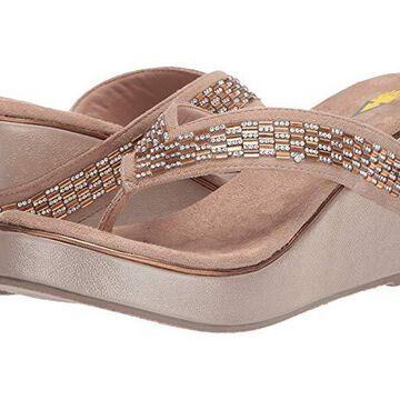 VOLATILE Chantelle (Taupe) Women's Shoes