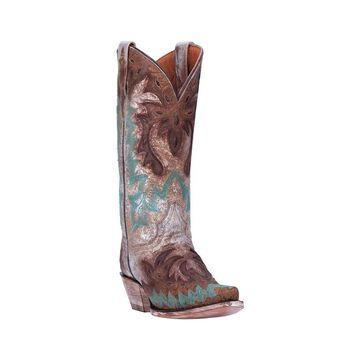 Dan Post Western Boots Womens 13