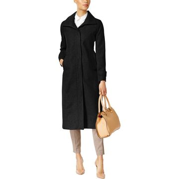 Jones New York Womens Winter Wool Maxi Coat