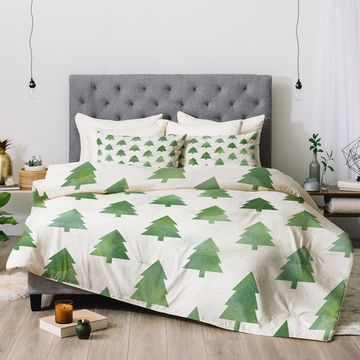 Deny Designs Forest 3-Piece Comforter Set