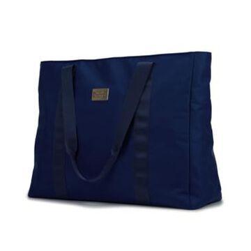 Badgley Mischka Nylon Travel Tote Weekender Bag