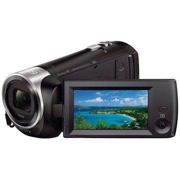 Sony HD Video Recording Handycam Camcorder with 8GB Internal Memory