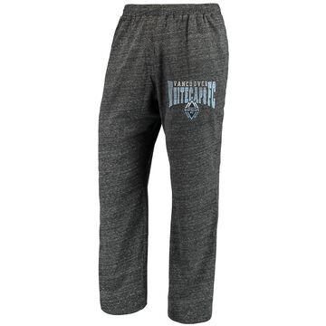 Men's Concepts Sport Charcoal Vancouver Whitecaps FC Pitch Knit Pants