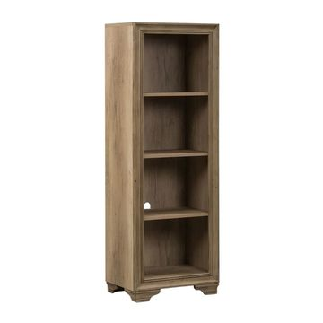 Liberty Sun Valley Sandstone Wood 4-Shelf Pier Unit
